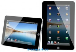 ePad E10 - планшетный компьютер, Android 2.2, 7