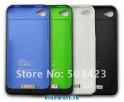 Внешний аккумулятор (1900mAh) для iPhone 4S