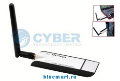Wi-Fi Wireless Network Adapter, 802.11 b/g/n, 300mbps