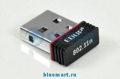 Wi-Fi Wireless Network mini-Adapter, 802.11 b/g/n, 150mbps