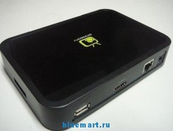 Google TV FV-1 - телевизионная приставка, Andoid 2.2, 512MB RAM, IPTV, HDMI