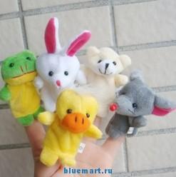 Набор пальчиковых игрушек