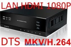 HD3548HL-R - сетевой мультимедийный проигрыватель, HD1080P, LAN, 3.5