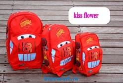 Рюкзак - машинка для детей