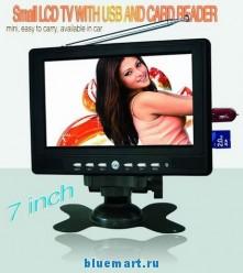 LeadStar LD-768S - телевизор, LCD, 7