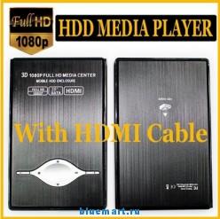 HB-6 - HDD Медиа-плеер, HD1080P, HDMI, MKV
