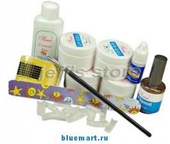 Профессиональный набор для наращивания ногтей