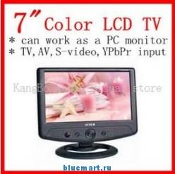 GADMEI PL7036 - телевизор, TFT LCD, 7