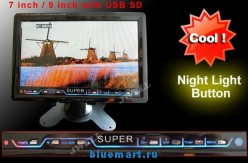 JWELL TV-915US - телевизор, TFT LCD, 9