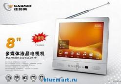 GADMEI PL8026 - телевизор, TFT LCD, 8