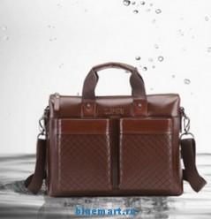 Кожаный портфель для мужчин