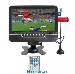VISD TT-0125B - телевизор, TFT LCD, 9.5