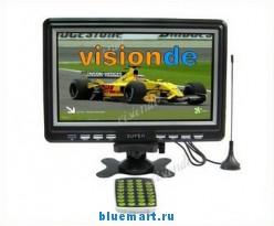 VISD TT-0116 - телевизор, TFT LCD, 9.8