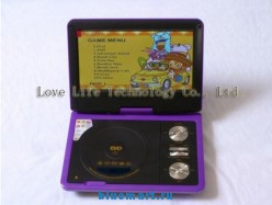 LL-P9801 - портативный DVD-плеер, 9.8