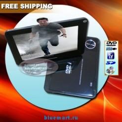 CVIG-E37 - портативный DVD-плеер, 7