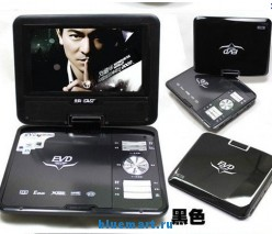 K-716 - портативный DVD-плеер, 9
