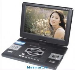 168-E - портативный DVD-плеер, 16