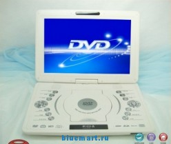 LJ-V124 - портативный DVD-плеер, 12