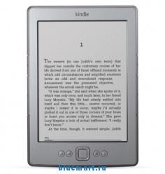 Amazon Kindle 4 - электронная книга, E-Ink, 6