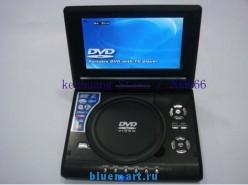 DV-001 - портативный DVD-плеер, 7