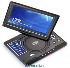 ND-057 - портативный DVD-плеер, 9.5