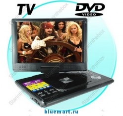 CVIB-E21 - портативный DVD-плеер, 12