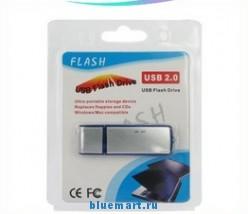 2 в 1 Цифровой диктофон + USB Flash V-01, 4GB, MP3, WAV, REC