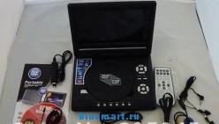 DP-0214 - портативный DVD-плеер, 9.8