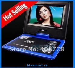 K-720 - портативный DVD-плеер, 7