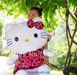Плюшевая игрушка Hello Kitty