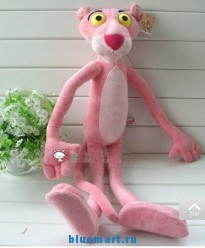 Плюшевая Розовая пантера