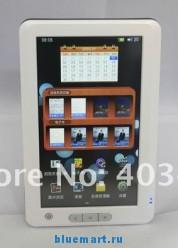 Электронная книга, TFT LCD, 7