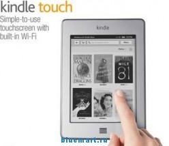 Amazon Kindle Touch - электронная книга, E-Ink, 6
