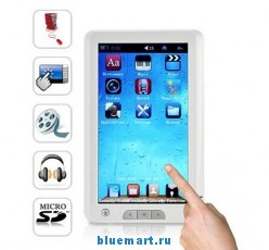 Mebook Touch EB-2000A - электронная книга, TFT LCD, 7