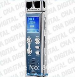 E-80 - цифровой диктофон, 4GB, LCD, USB, MP3
