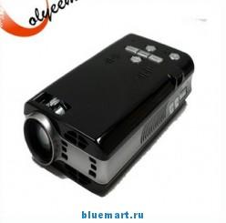 HC-01 - цифровой мини-проектор, LED, USB, 800x600