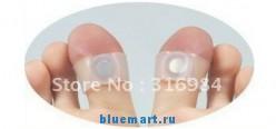 Силиконовые магнитные кольца для похудения (1 пара)