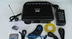 ViviBright PDVD-X01 - цифровой проектор, 48W LED-лампа, TV-тюнер