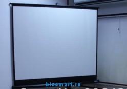 Проекционный штативный экран (50