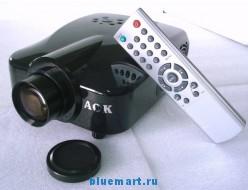 AOK-LE032 - цифровой проектор, LED, 1080i, TV-тюнер, HDMI