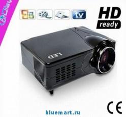 Oley-D9HR - цифровой проектор, LED, 1080p, TV-тюнер, HDMI
