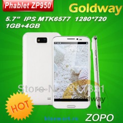 Zopo ZP950 Leader Max - смартфон, Android 4.1.1, MTK6577 (1.2GHz), HD 5.7