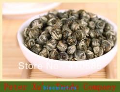 Jasmin Dragon Pearl (Жемчуг Дракона) упаковка 250г - зеленый чай с жасмином