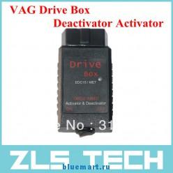 VAG Drive Box - инструмент для активации/деактивации иммобилайзера на автомобилях концерна VAG с блоками управления EDC15 и ME7