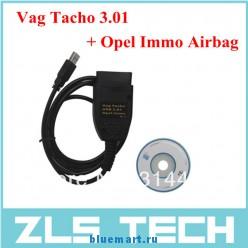Vag Tacho 3.01 - считыватель кодов для иммобилайзеров Opel