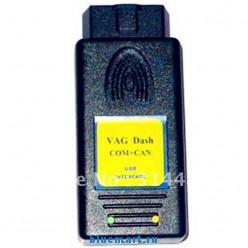 VAG DASH CAN - универсальный сканер для автомобилей концерна VAG
