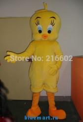 Ростовая кукла желтый цыпленок