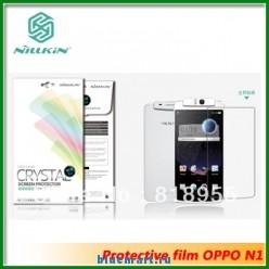 Защитная плёнка Nillkin с функцией анти-отпечатки пальцев для OPPO N1