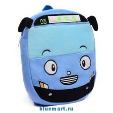Рюкзак детский в виде персонажа мультфильма, 4 цветов на выбор