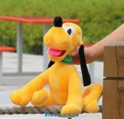 Мягкая игрушка пес Гуфи, 40cm